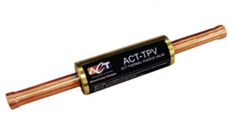 ACT Thermal Passive Valve-web